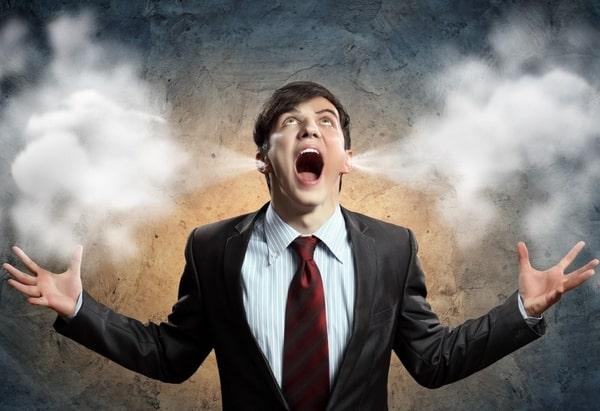 стресс вызывает гипертонию
