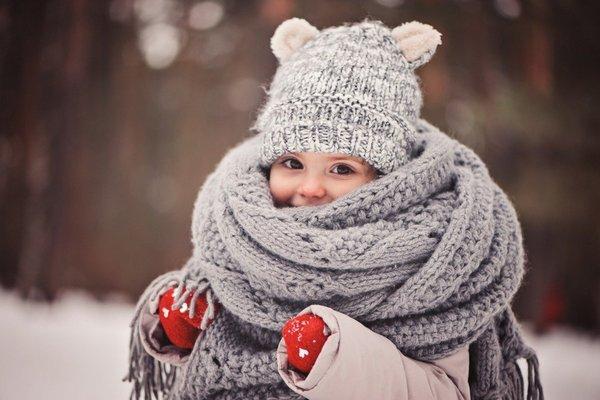 берегите грудь и шею от холода